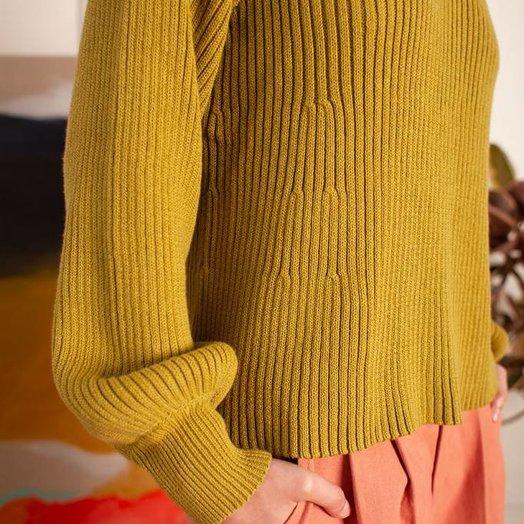 LF Markey Benji Knit, Pistachio