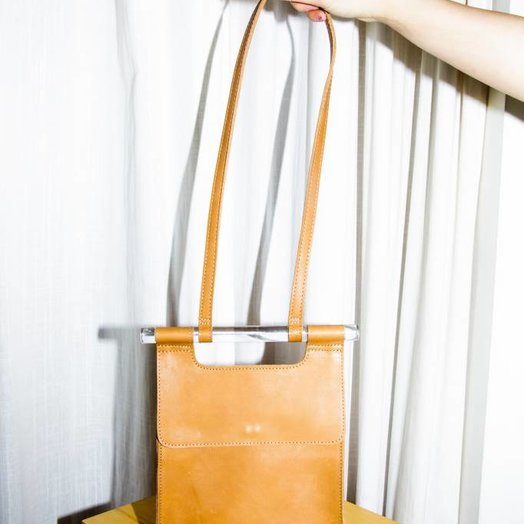 Are Studio Small Luz Bag, Camel