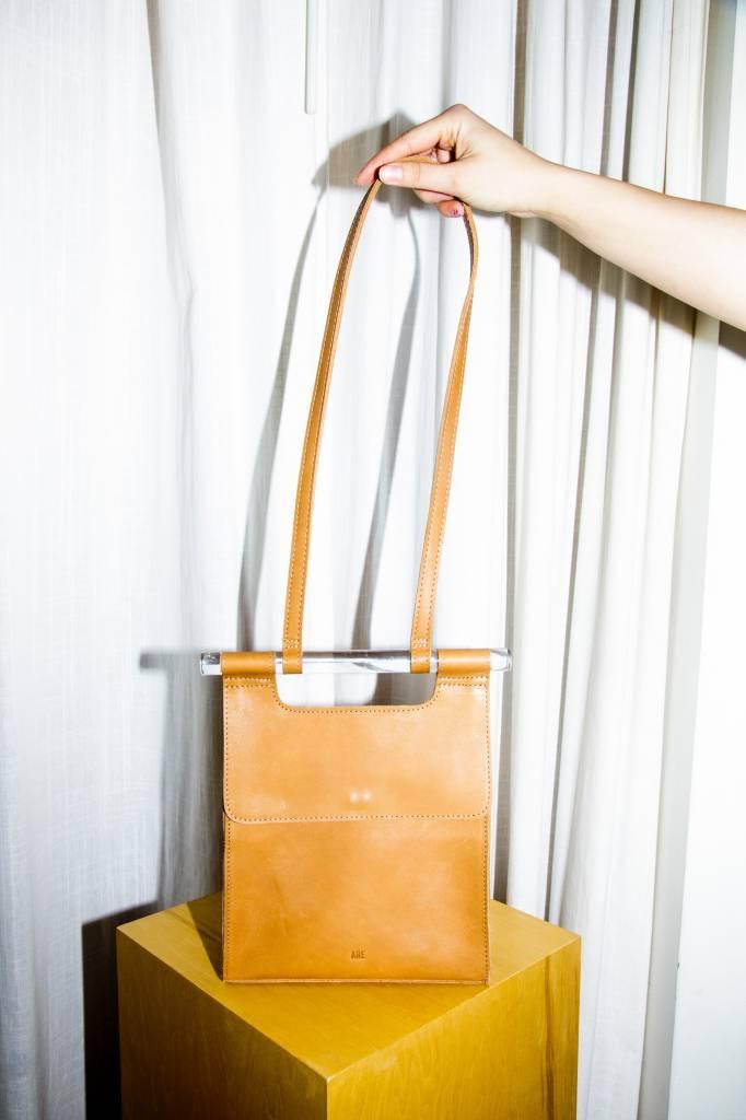 Are Studio Small Luz Bag, Camel