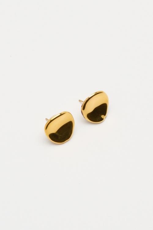 Pedrusco shell earrings