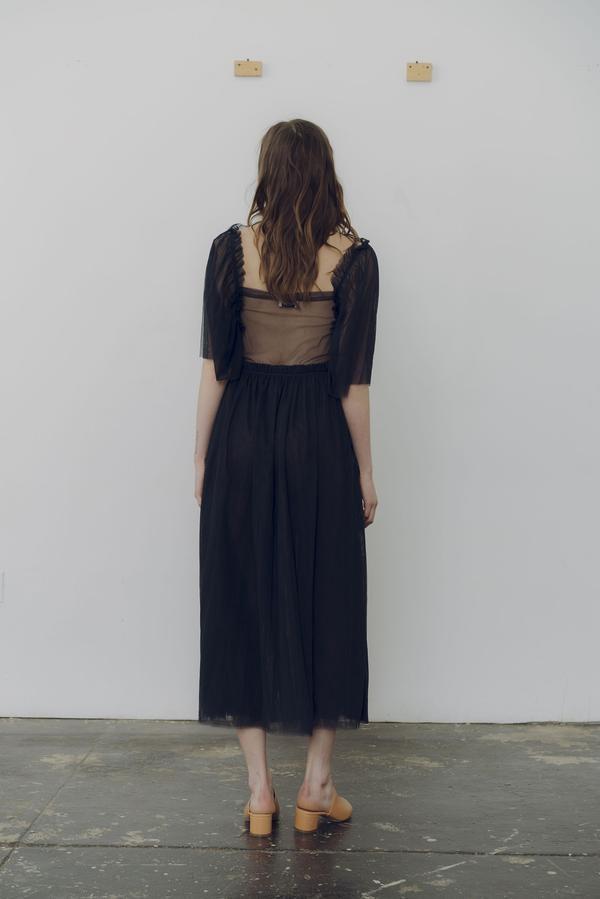 Wray Claire Dress, Navy