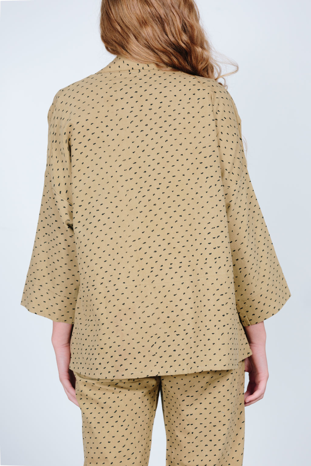 PO-EM Chaqueta in Spotted