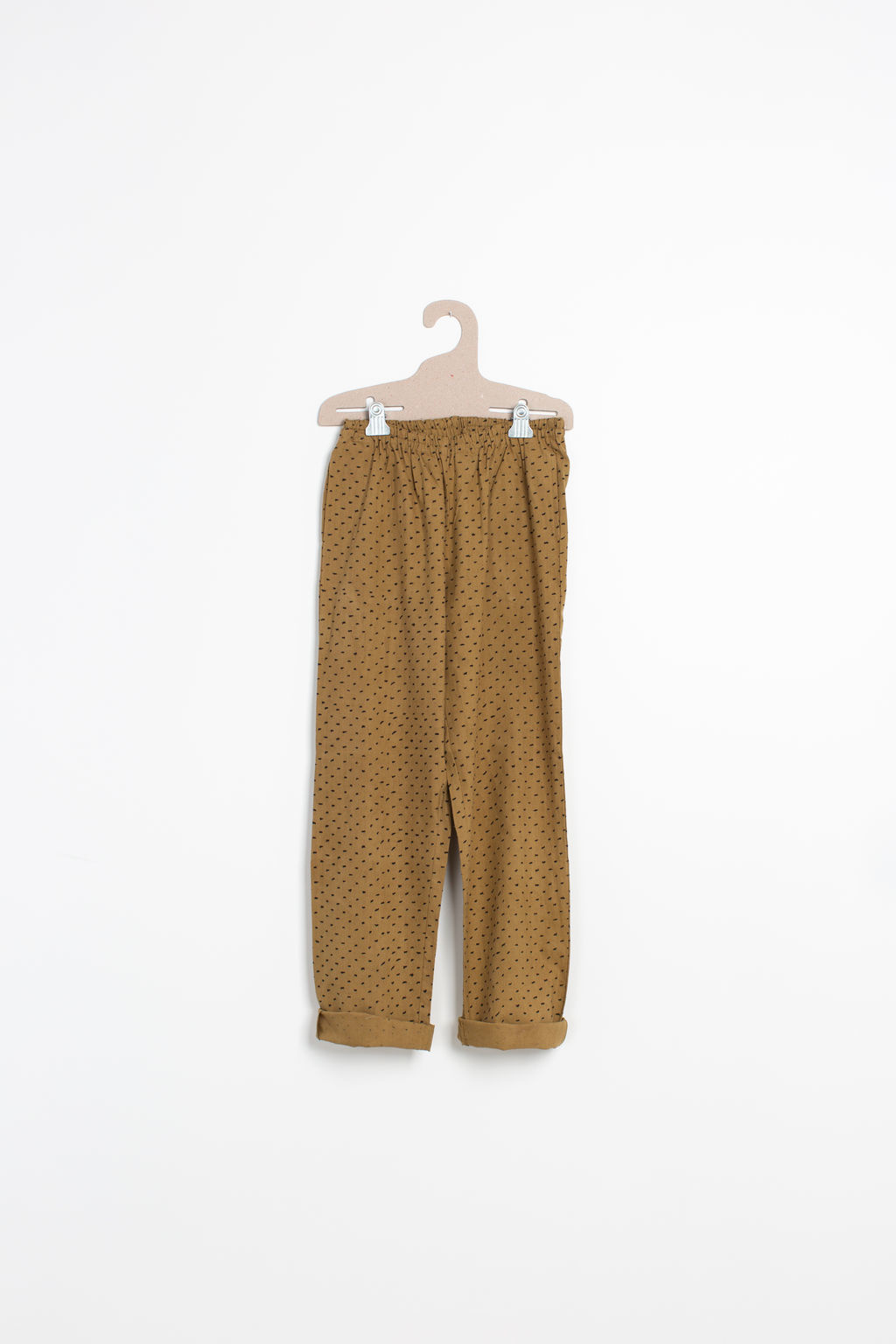 PO-EM Lounger Pants in Spotted