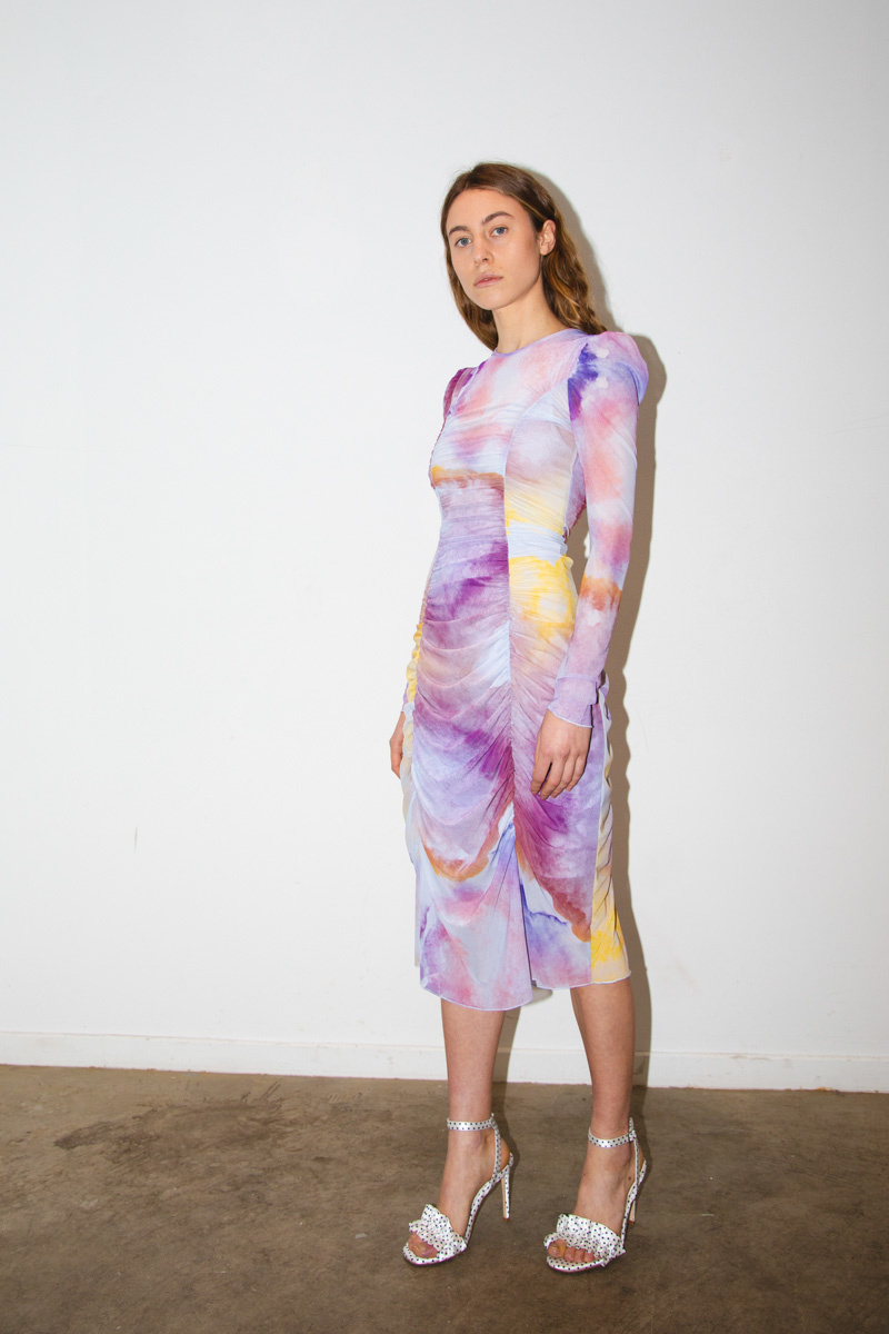 Aeryne Celine Dress