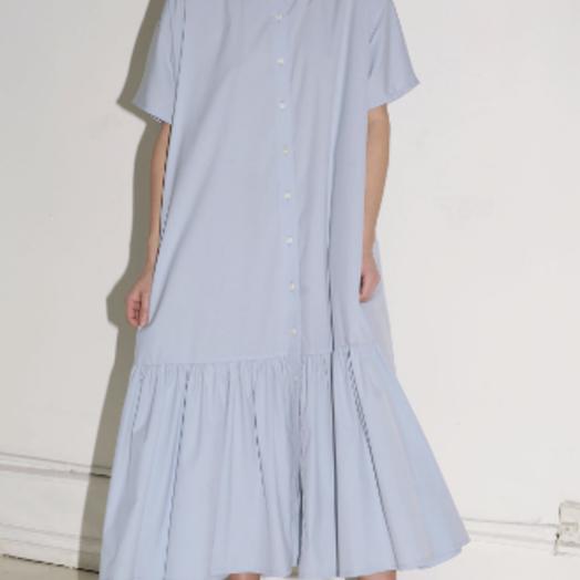 Mr Larkin Nadine Dress, Cloud