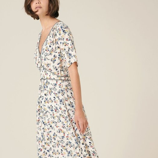 Sessun Jimama Dress Fleur de Sel