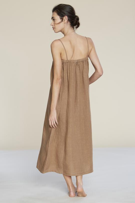Filosofia Leah Dress, Wheat