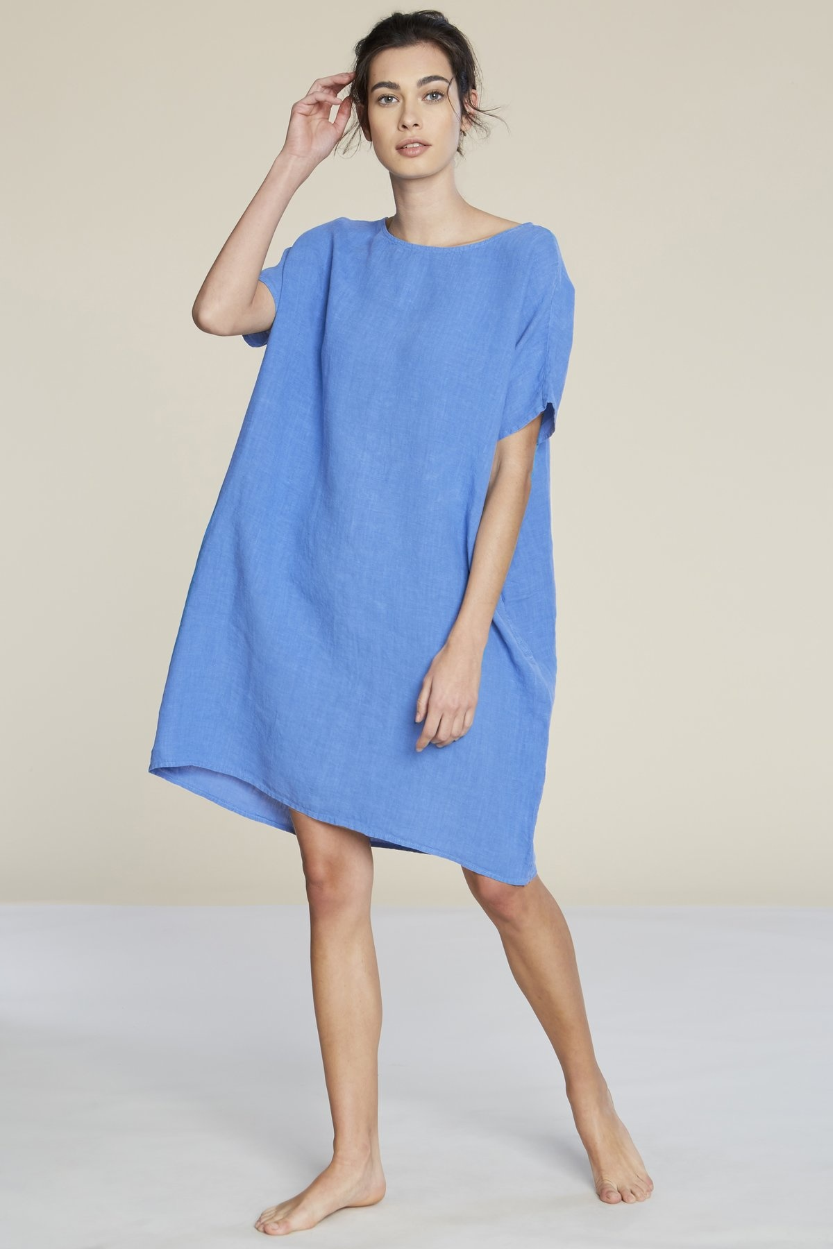 Filosofia Erin Dress, Blue