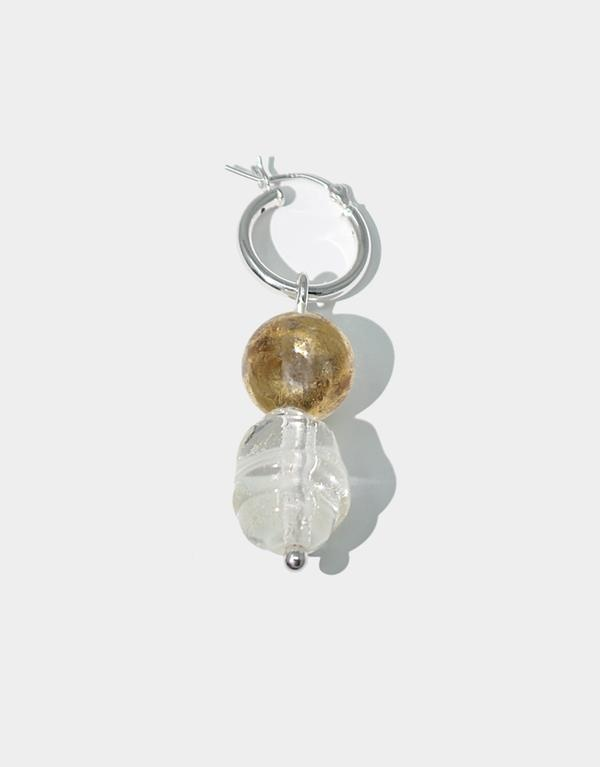 Cled Mix Match Drop, Clear Gold