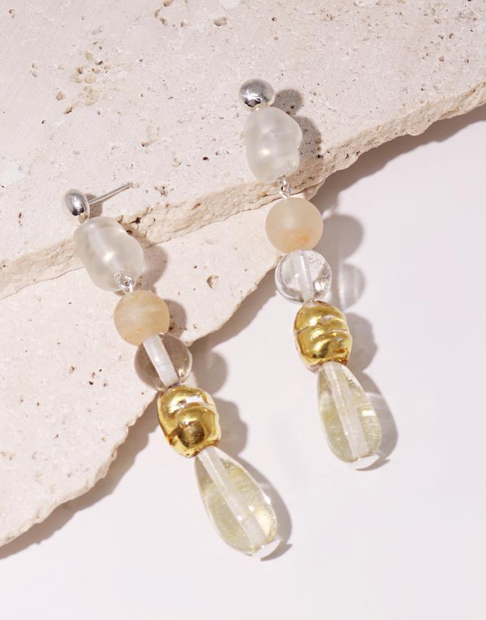 Cled Golden Sunset Earrings