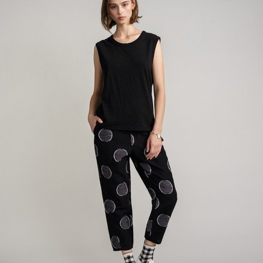 Hansel from Basel Ilaria Pant, Black Dot