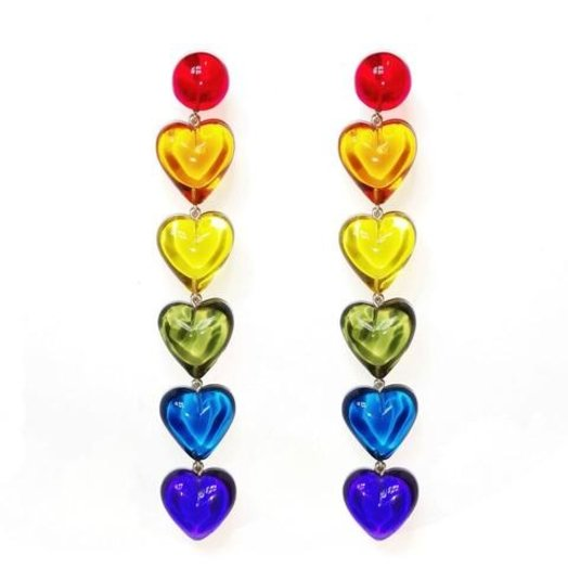TUZA Love is Love Earrings