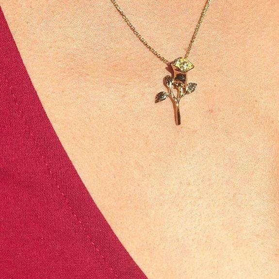 TUZA Rosa Necklace