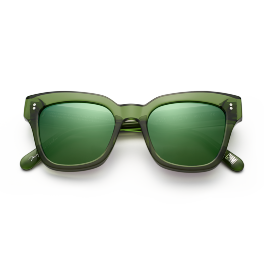 Chimi Kiwi Mirror #005 Sunglasses