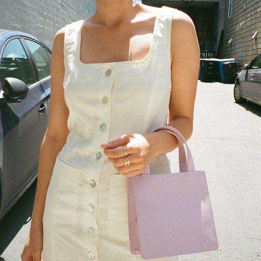 Lisa Says Gah Rosa Ivory Dress