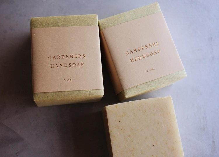 Saipua Gardener's Hand Soap