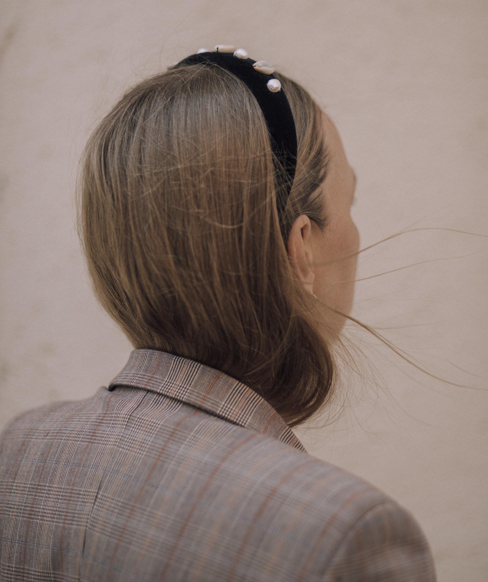 Wald Berlin Simone De Beauvoir Headband