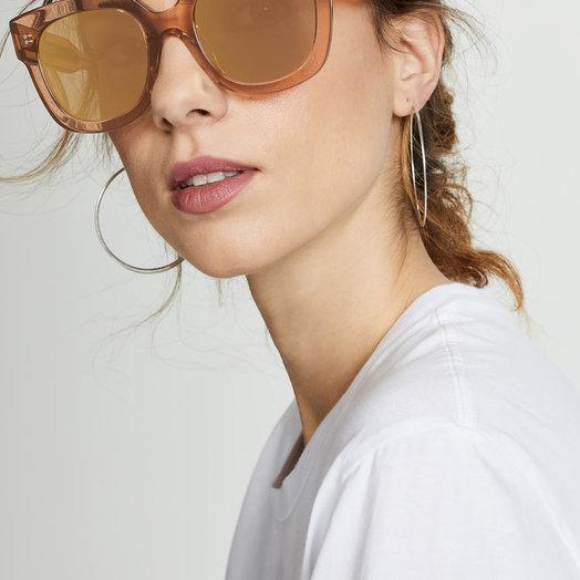 Chimi Peach Mirror #008 Sunglasses
