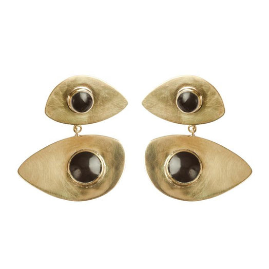 Soko Bata Statement Earrings