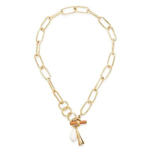 Soko Malindi Charm Collar Necklace