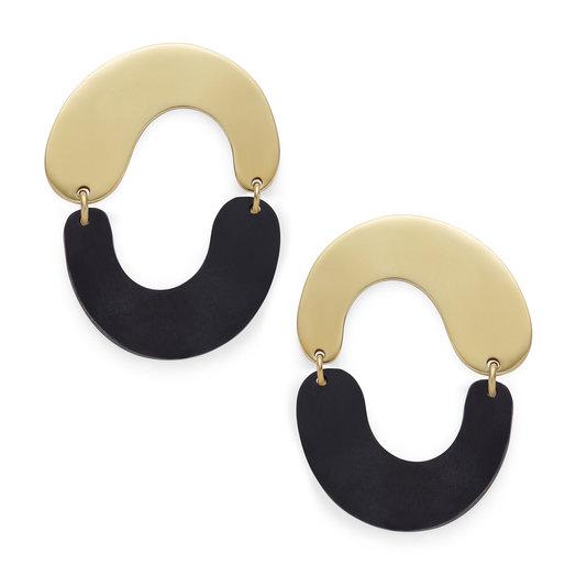 Soko Miro Mixed Material Earrings