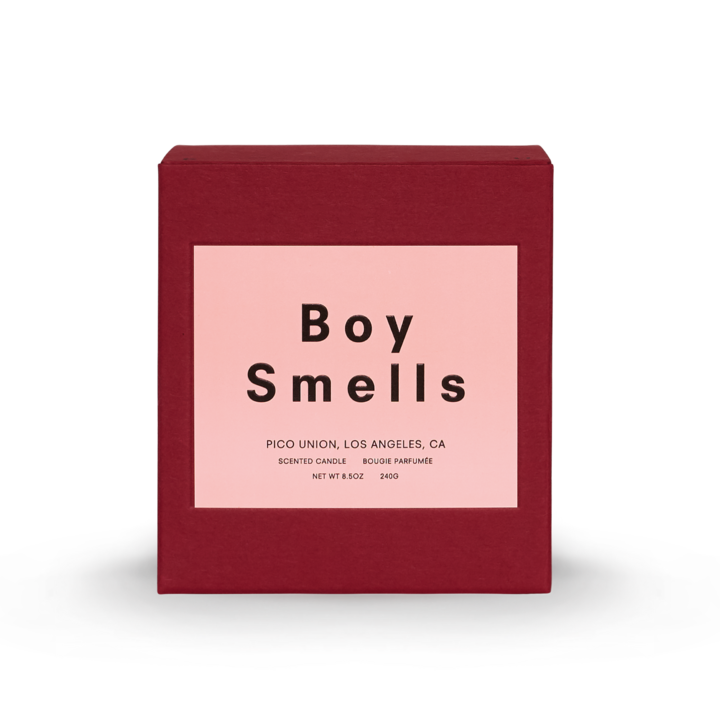 Boy Smells Damasque Boy Smells Candle