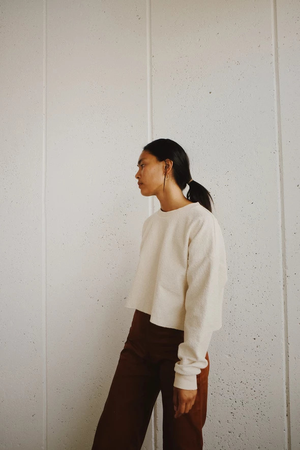 Selva Negra Santi Sweater, Natural