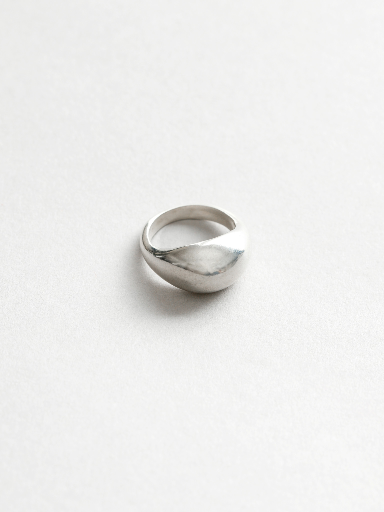 Wolf Circus Magnes Ring, Silver