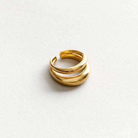 Wolf Circus Kori Ring, Gold