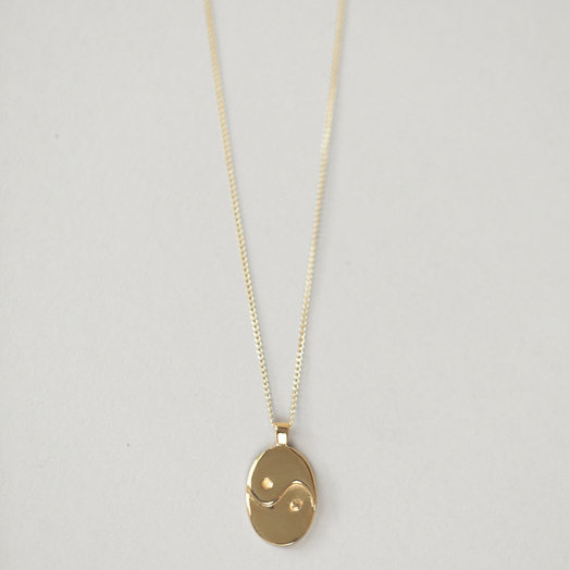 Wolf Circus Paxton Pendant Necklace, Gold