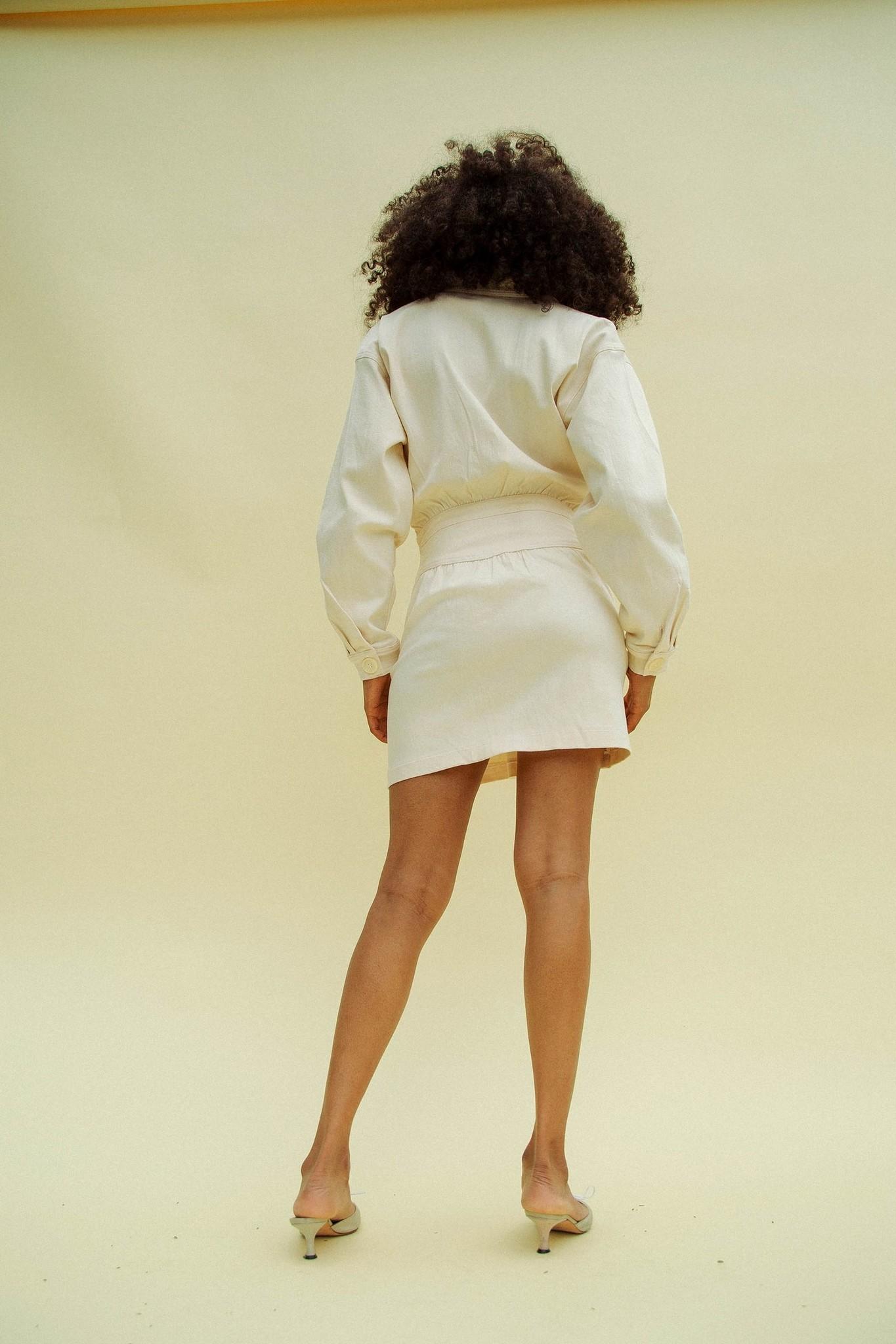 Line by K Theo Dress