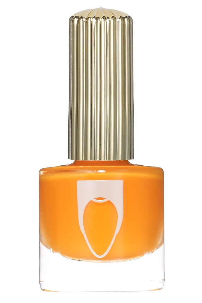 Floss Gloss Neon Nacho, Neon orange, yellow creme