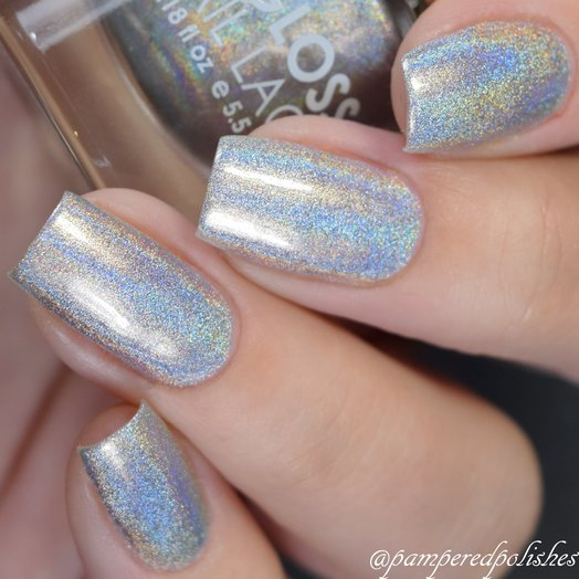 Floss Gloss Intergalosstic, Superfine Linear Holo