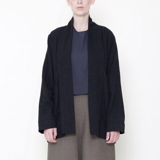 7115 by SZEKI Signature Sumo Jacket, Black
