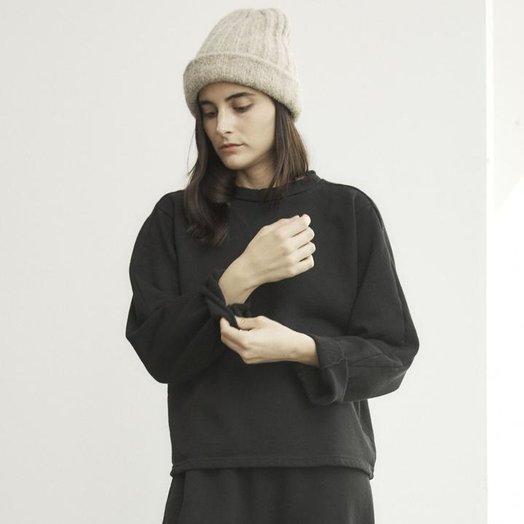 Wol Hide Easy Sweatshirt, Black