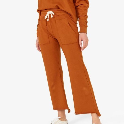 Mate the Label Edin Crop Sweatpant