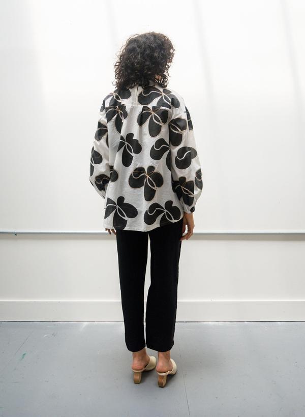 Seek Collective Artist Shirt, Hilma print