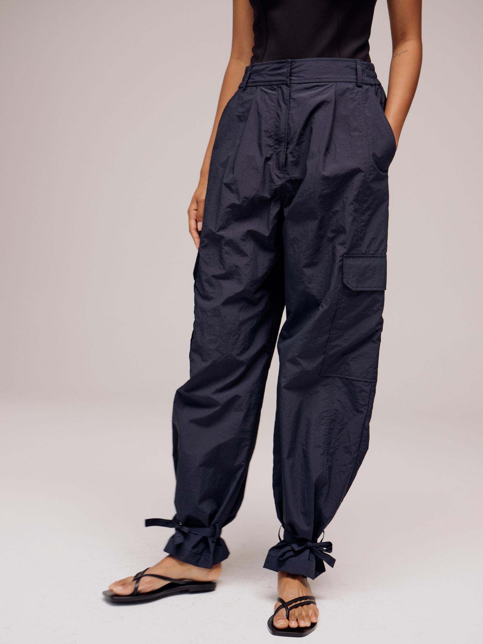 Mijeong Park Cargo Pants, Navy