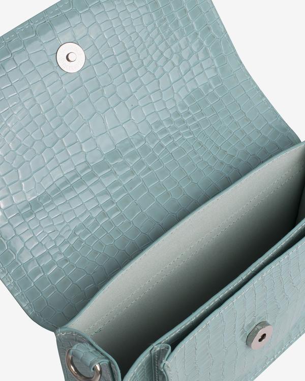 Hvisk Cayman Pocket Bag, Light Blue