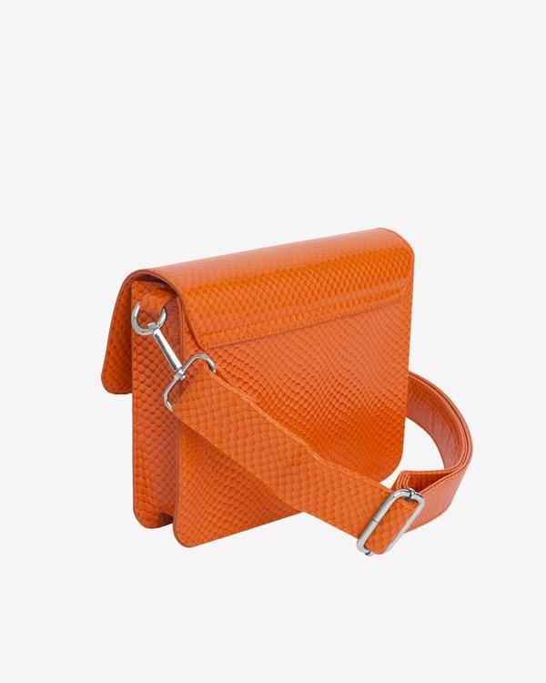 Hvisk Cayman Pocket Bag, Orange