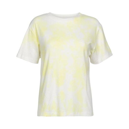 By Signe Moon T-shirt, Yellow Tie Dye