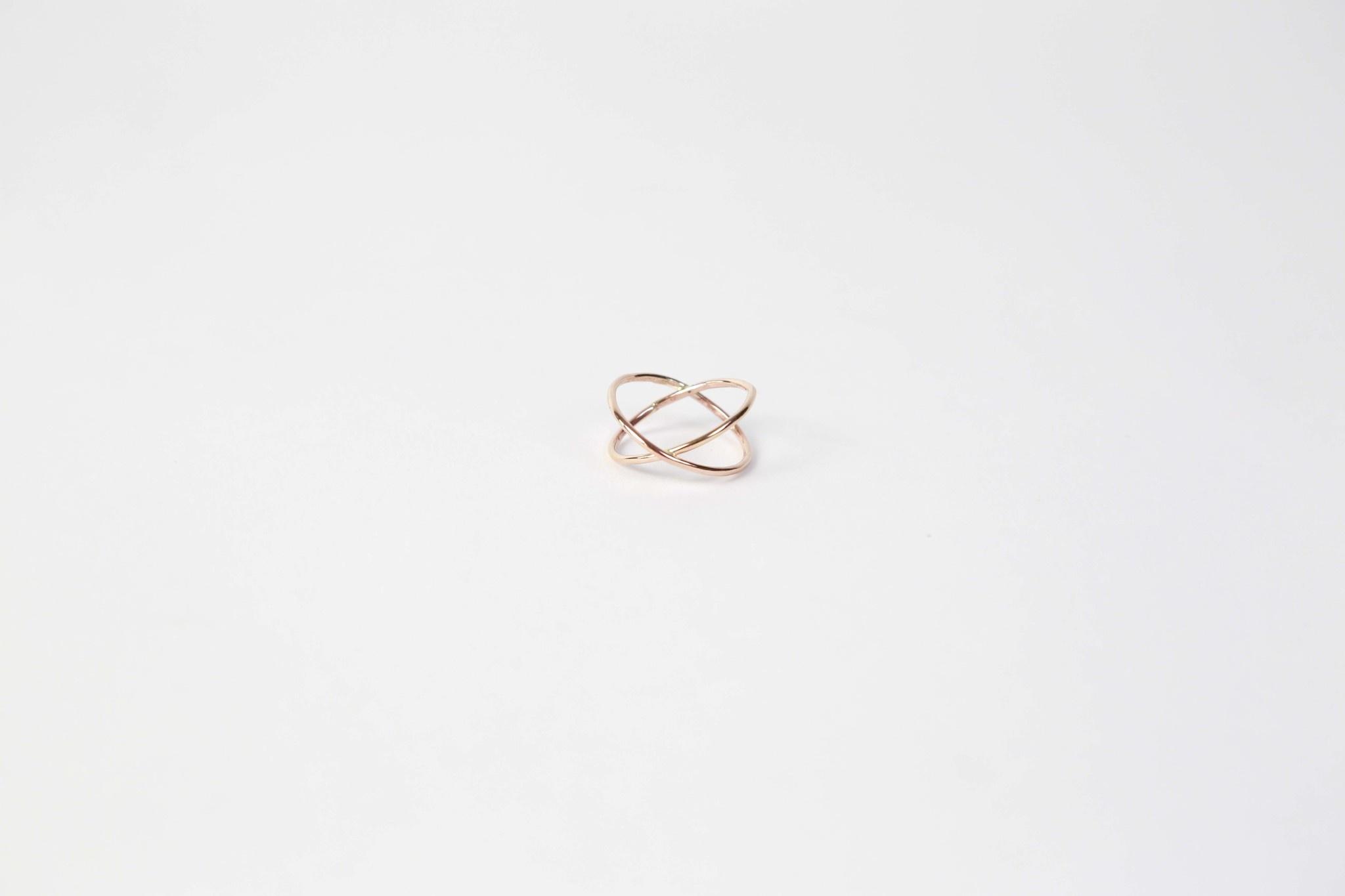 Chertova Celestial Ring, Gold Filled