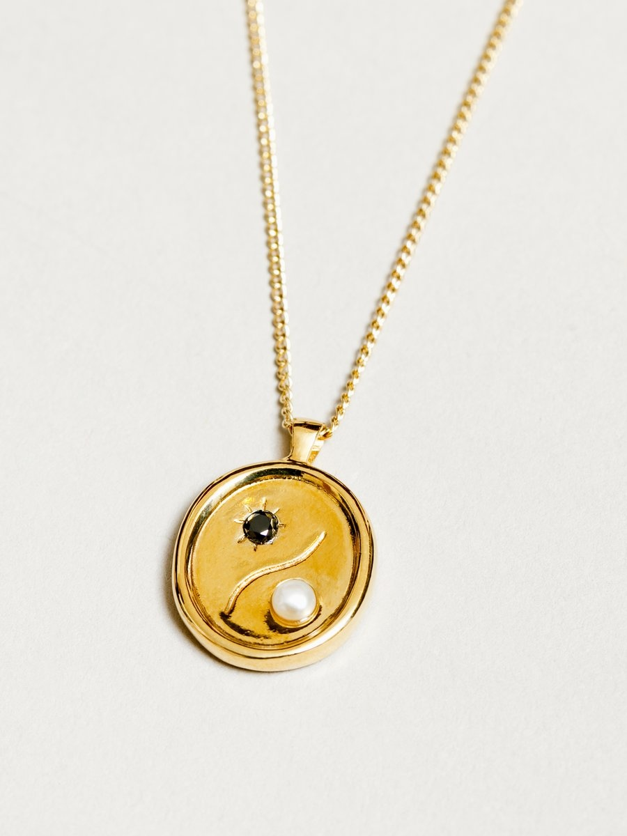 Wolf Circus Astra Necklace in Gold