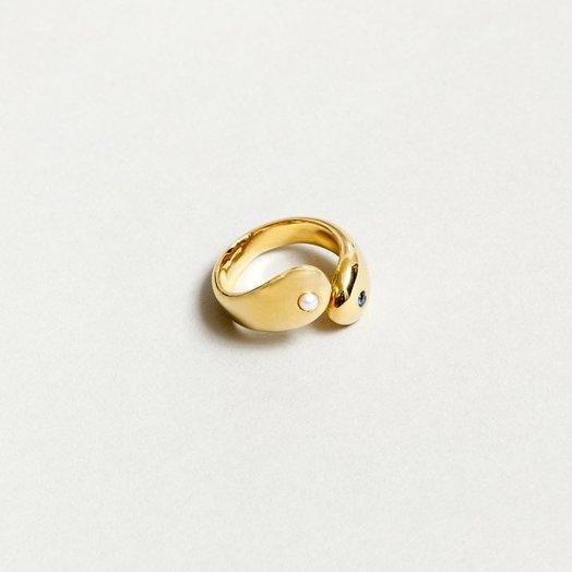 Wolf Circus Mara Ring, Gold
