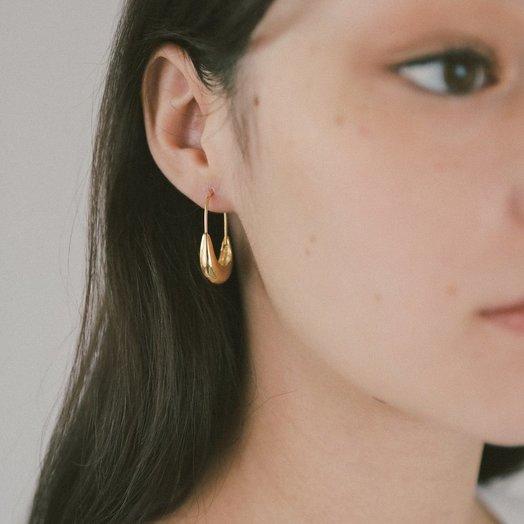 Wolf Circus Marta Gold Earrings