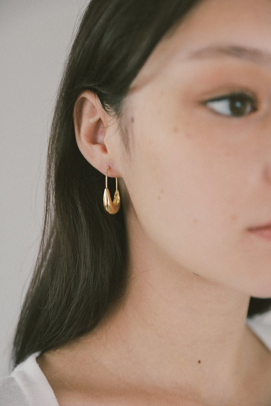 Wolf Circus Marta Gold Earrings
