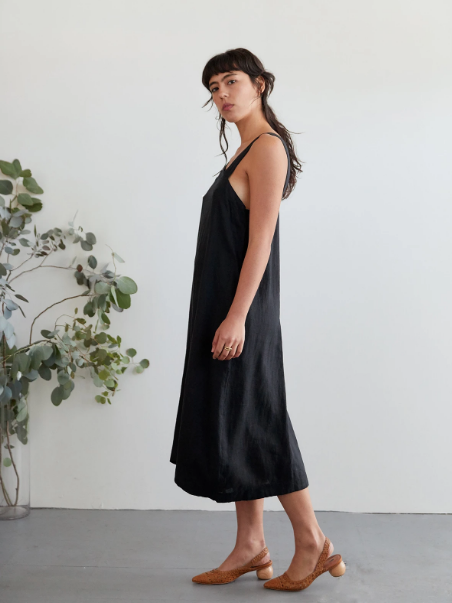 Sugar Candy Mountain Courtney Dress in Black