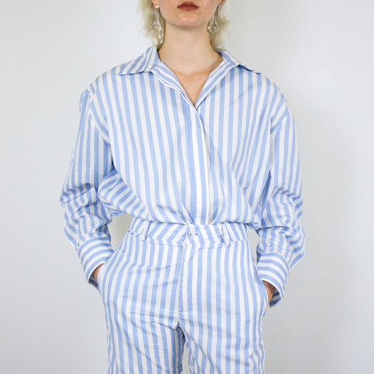By Signe Ivy Shirt, Striped