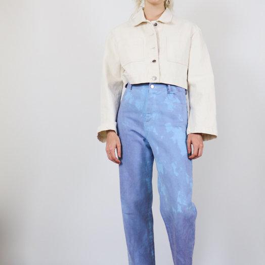 Anntian Ordinary pant,  Sky Blue
