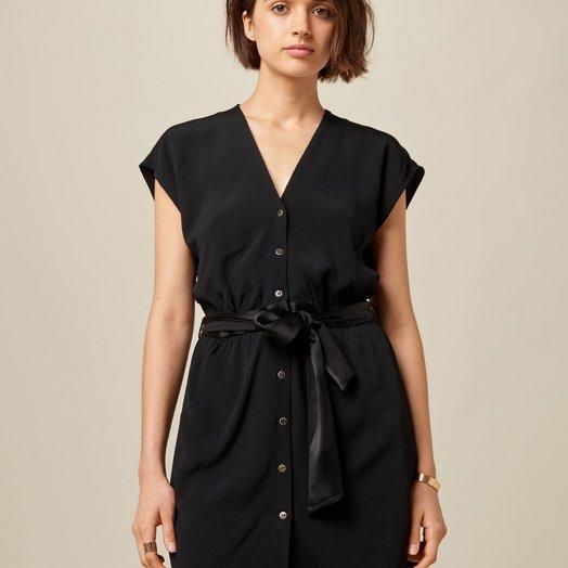 Sessun Esperanza Dress, Black